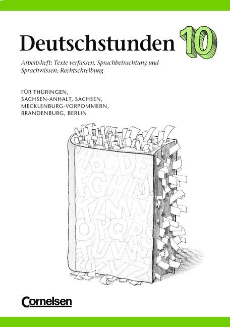 Deutschstunden Sprachbuch. Östliche Bundeslände...