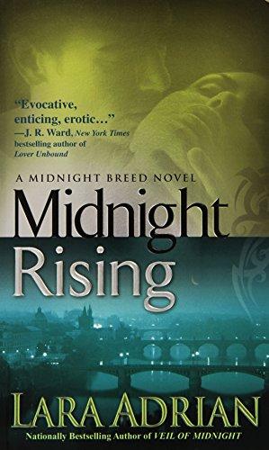 Midnight Rising: Midnight Breed No. 4 - Lara Ad...
