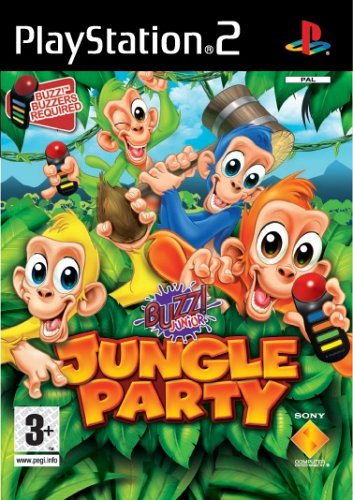Buzz! Junior: Jungle Party [nur Software, Inter...