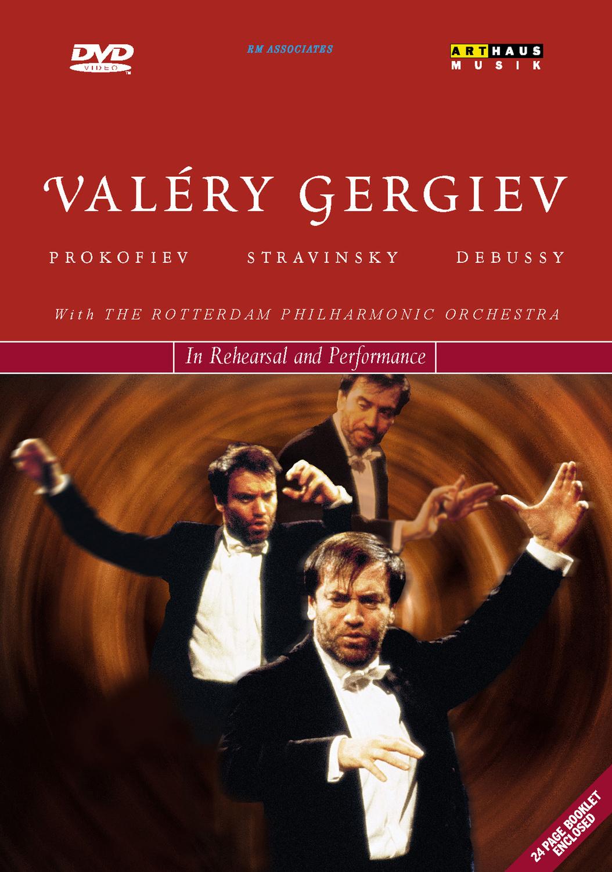 Valéry Gergiev dirigiert Prokofieff, Strawinsky...