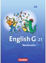 English G 21 - Ausgabe A 3. 7. Schuljahr. Wordmaster: Vokabellernbuch
