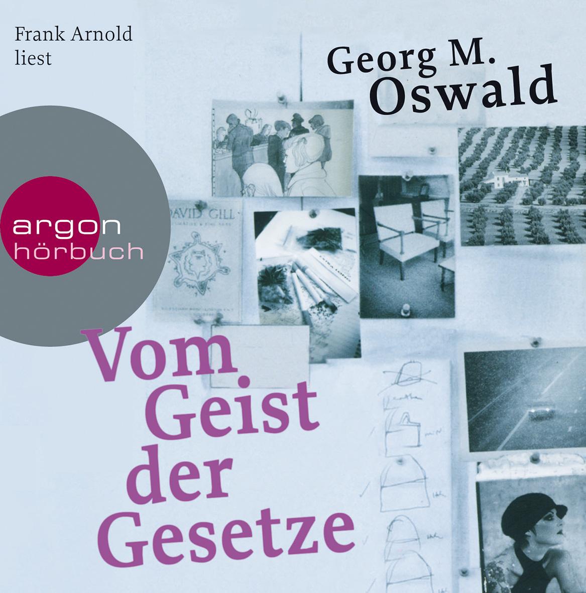 Vom Geist der Gesetze - Georg Oswald