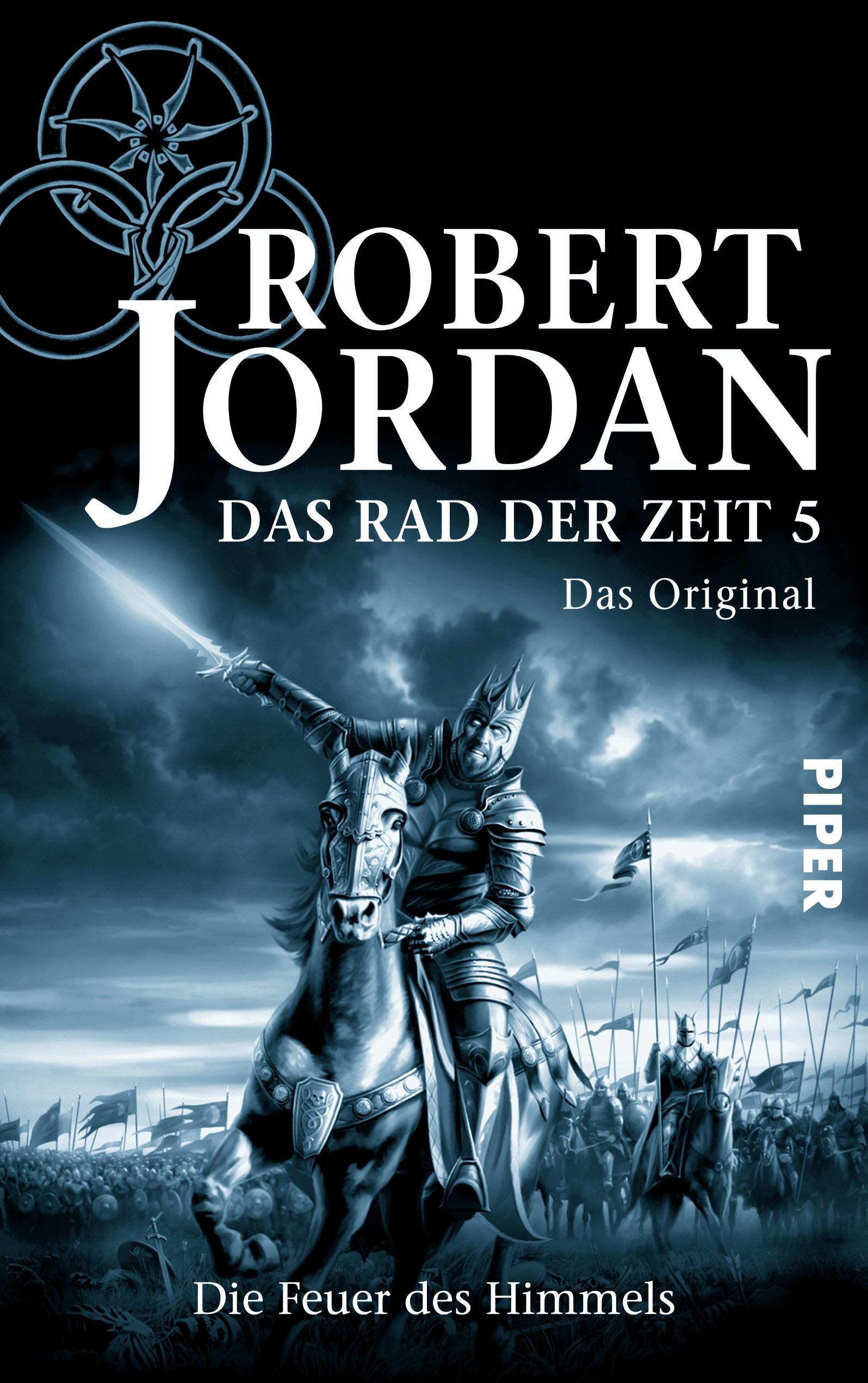 Das Rad der Zeit - Band 5: Die Feuer des Himmels - Robert Jordan