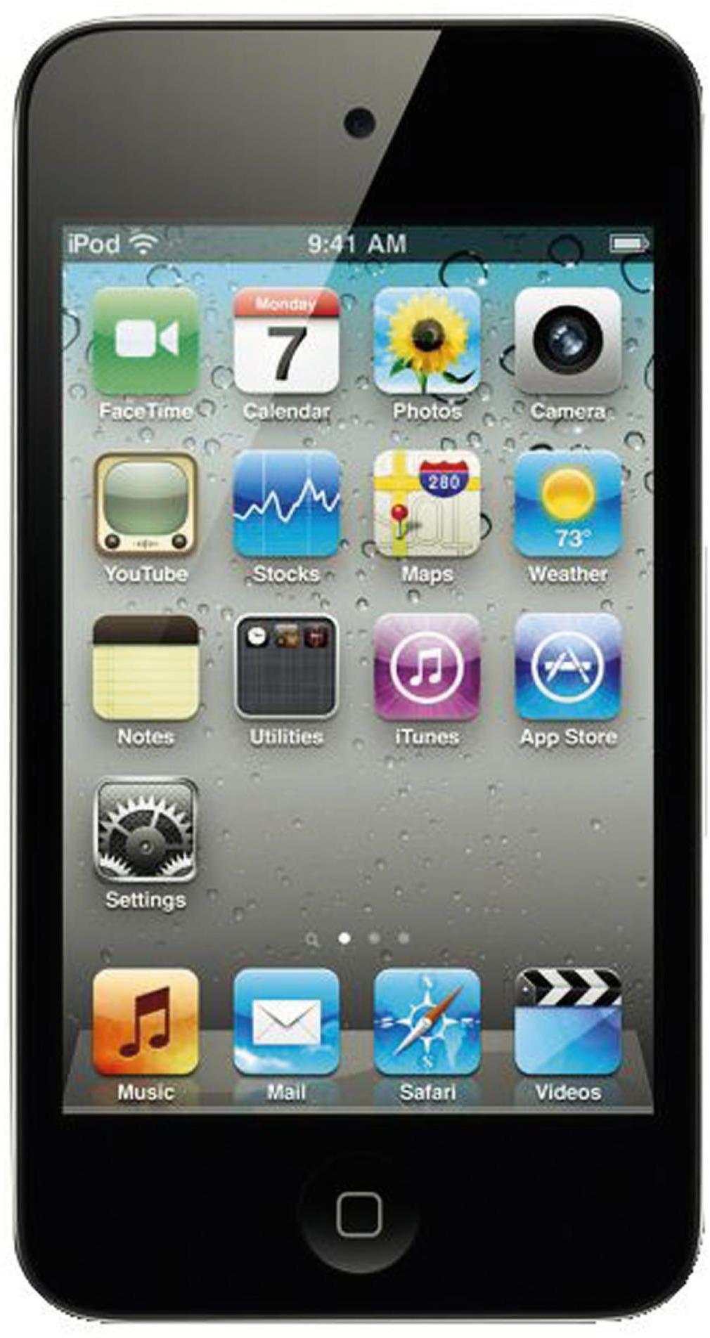 Vorschaubild von Apple iPod touch 4G 8GB schwarz