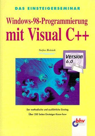 Windows-98-Programmierung mit Visual C++ - Stef...
