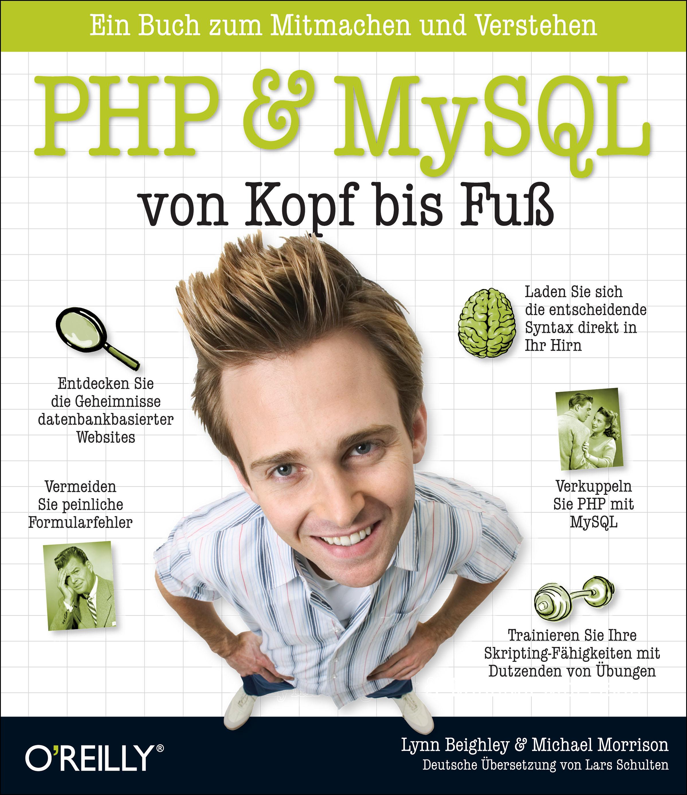 PHP & MySQL von Kopf bis Fuß - Lynn Beighley