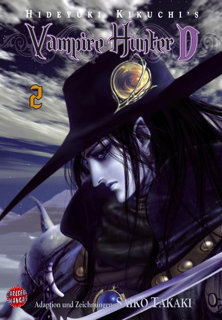 Vampire Hunter D, Band 2: Bd 2 - Hideyuki Kikuchi