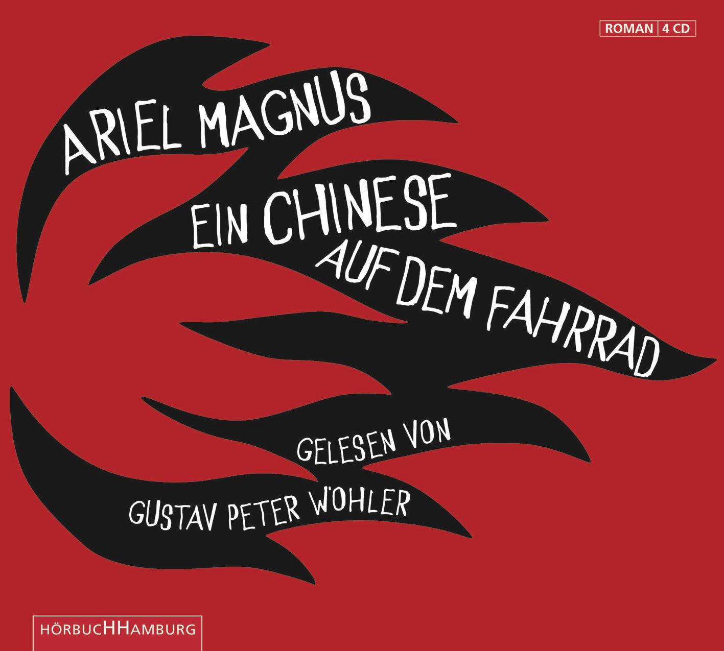 Ein Chinese auf dem Fahrrad - Ariel Magnus