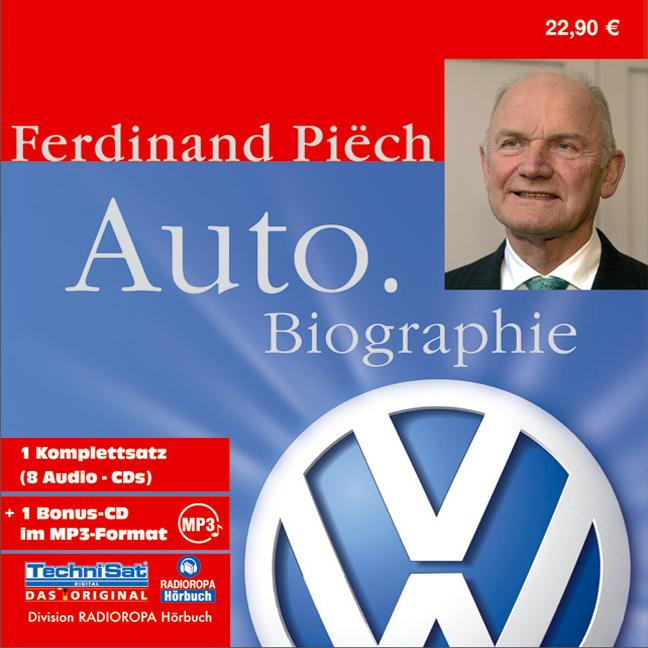 Auto.Biographie - Ferdinand Piëch