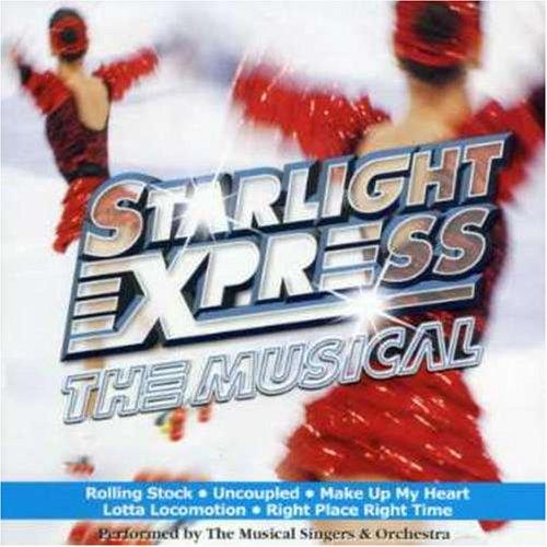 Starlight Express the Musical - Starlight Expre...