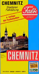 Falk Pläne, Chemnitz, Falkfaltung