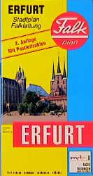 Falk Pläne, Erfurt, Falkfaltung