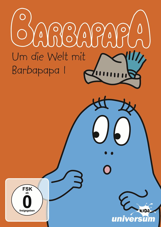 Barbapapa: Um die Welt mit Barbapapa, 1