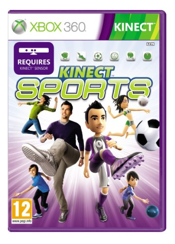 Kinect Sports [Kinect erforderlich, Internation...