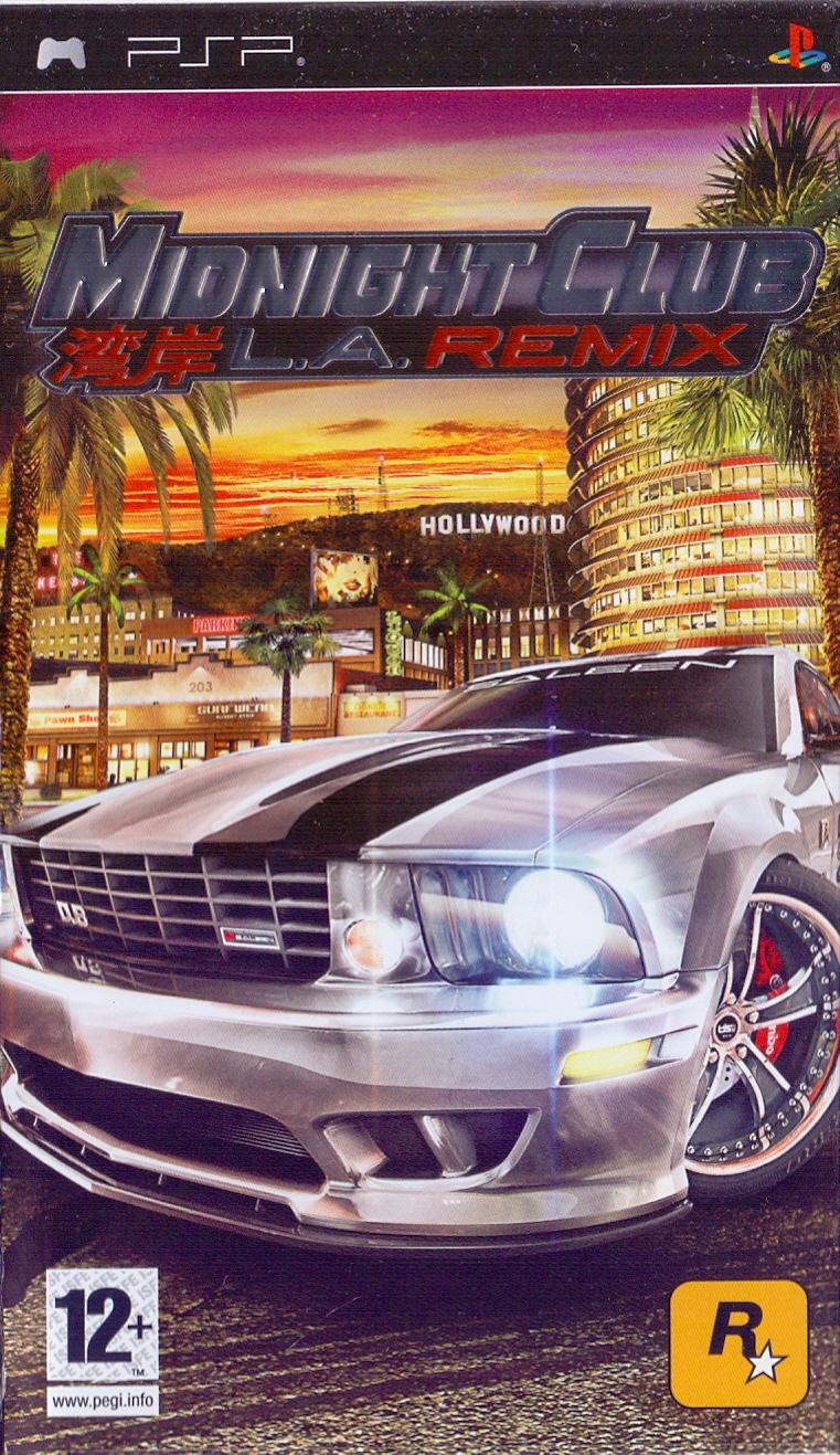 Midnight Club: LA Remix [Internationale Version]