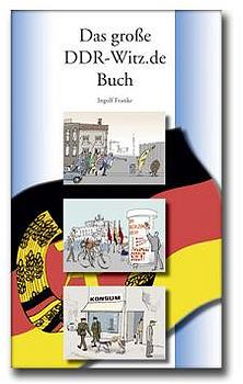 Das grosse DDR-Witz.de Buch