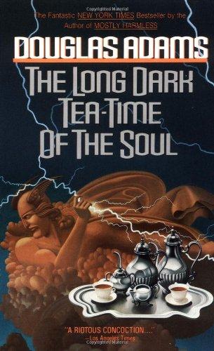Long Dark Tea Time of the Soul - Douglas Adams