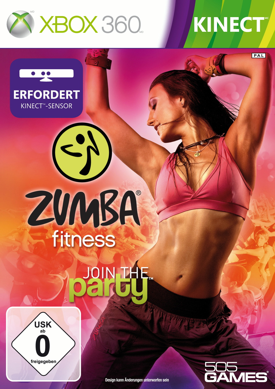 Zumba Fitness: Join the Party [Kinect]