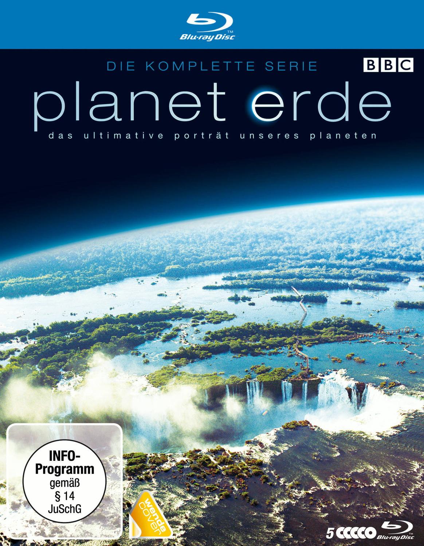 BB: Planet Erde - Die komplette Serie