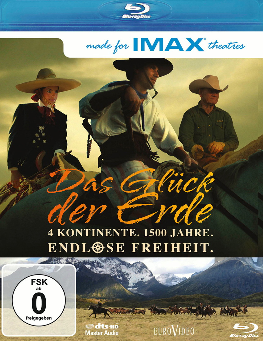 IMAX: Das Glück der Erde