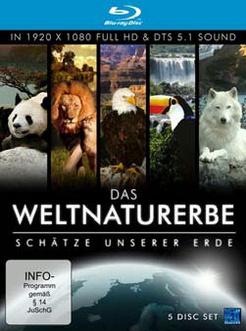 Das Weltnaturerbe - Schätze unserer Erde