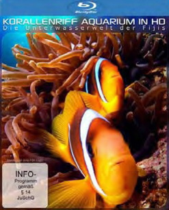 Korallenriff Aquarium in HD - Die Unterwasserwelt der Fidschis