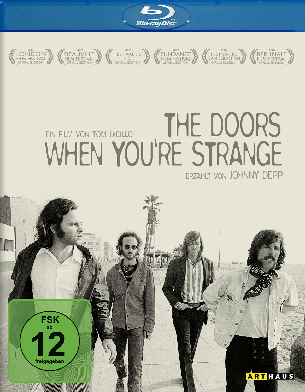 The Doors - When you´re strange