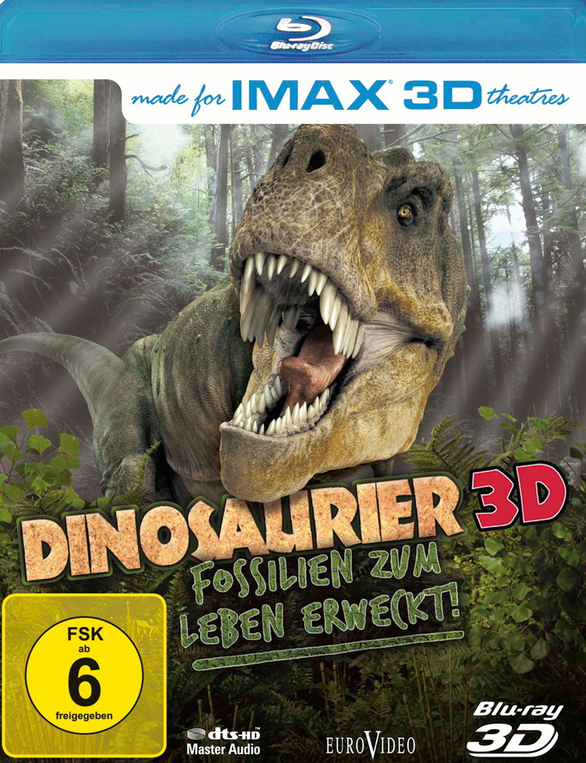 IMAX: Dinosaurier 3D