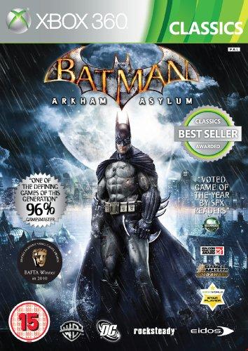 Batman: Arkham Asylum [Classic, Internationale Version]