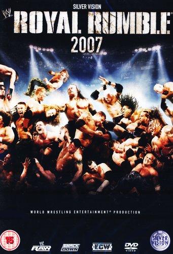 WWE - Royal Rumble 2007 [UK Import]