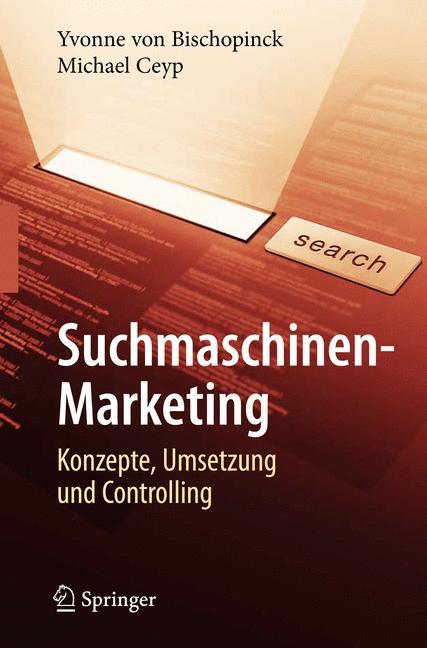 Suchmaschinen-Marketing - Yvonne von Bischopinck