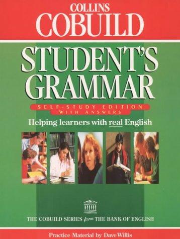 Collins COBUILD Student´s Grammar: Self Study Edition (Collins Cobuild grammar) - Dave Willis