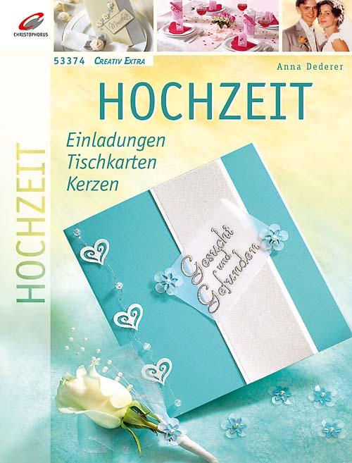 Hochzeit: Einladungen, Tischkarten & Kerzen - A...