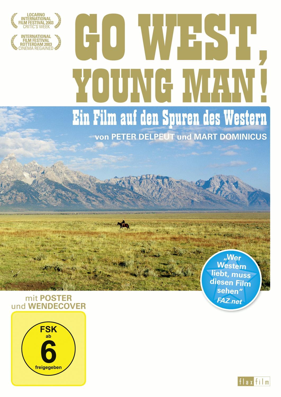 Go West, Young Man! - Ein Film auf den Spuren des Western (OmU)