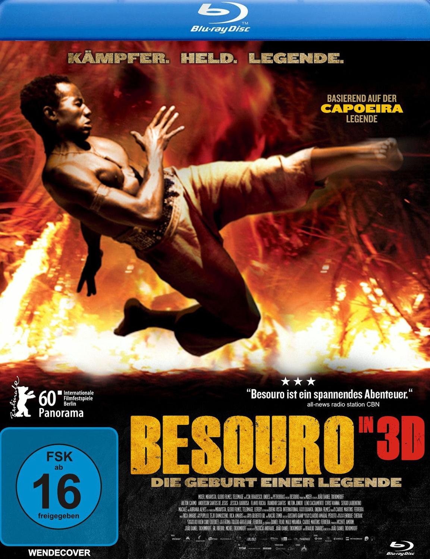 Besouro - Kämpfer. Held. Legende. (3D)