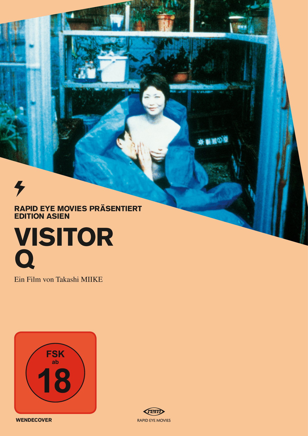 Visitor Q (OmU) (Edition Asien)