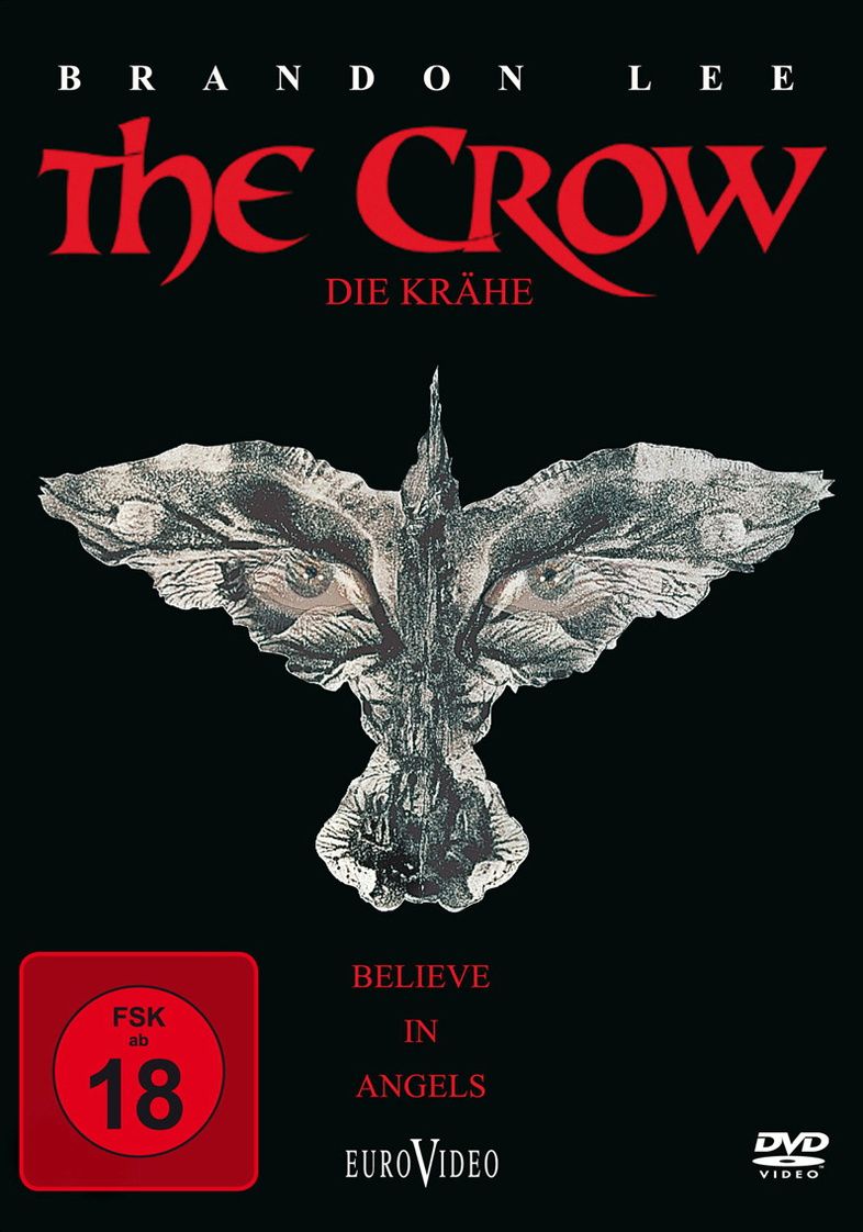 The Crow [Limited Steelbook Edition]