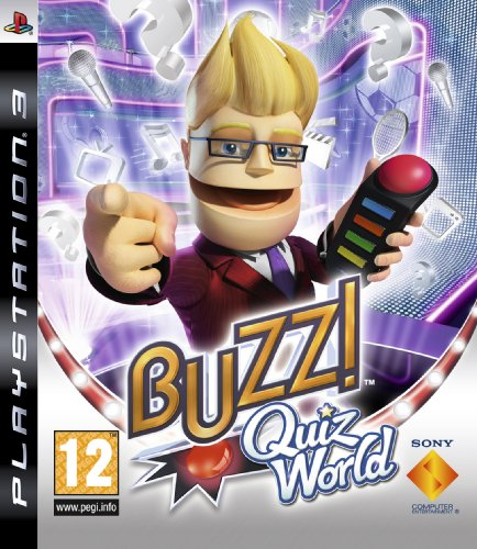 Buzz! Quiz World [Internationale Version]