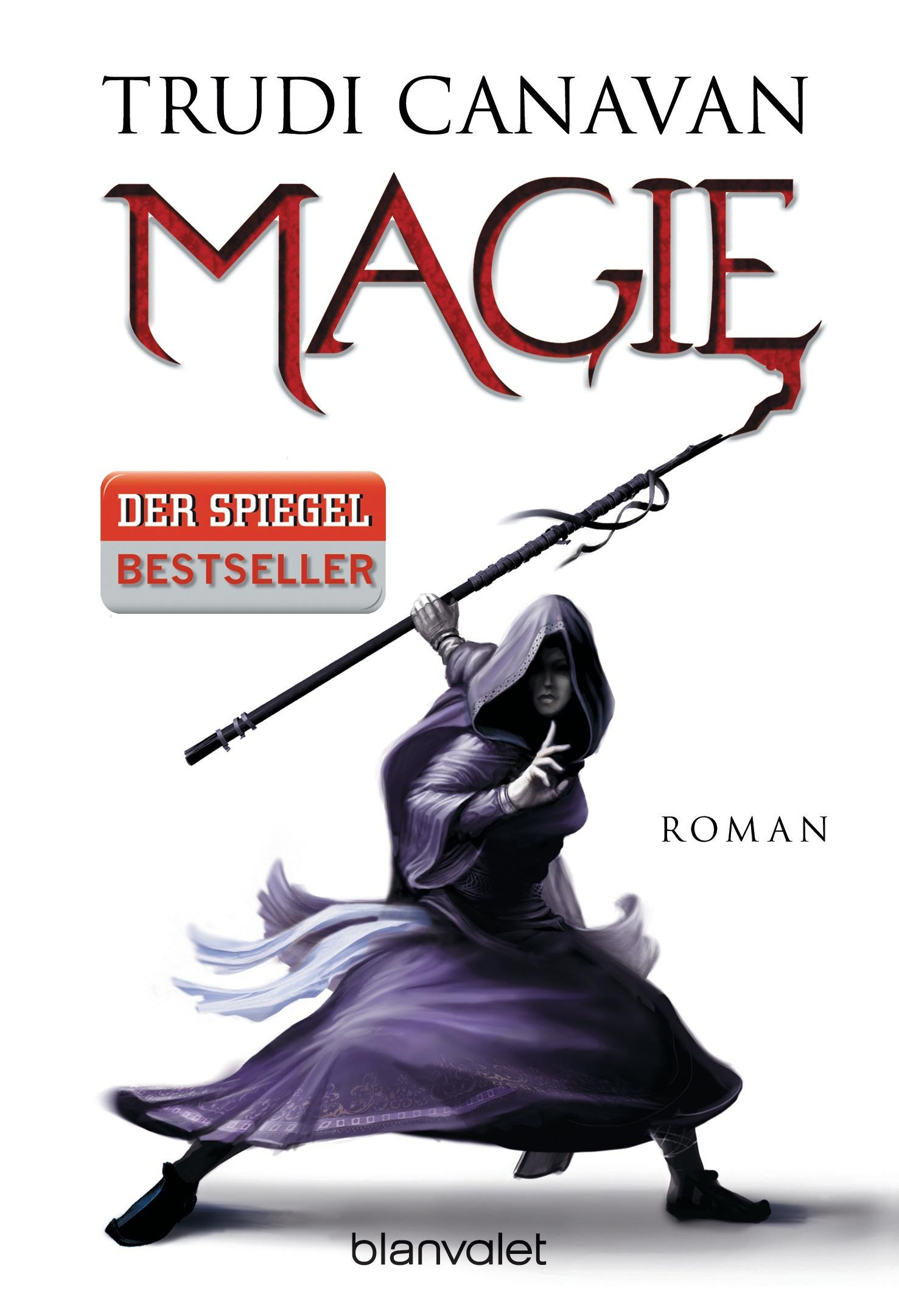 Magie: Roman - Trudi Canavan