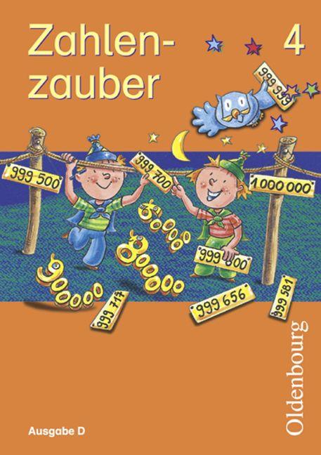 Zahlenzauber - Ausgabe D für alle Bundesländer....