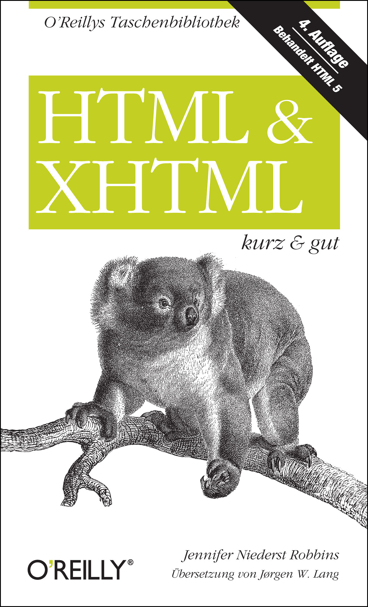 HTML & XHTML - kurz & gut - Jennifer Niederst R...
