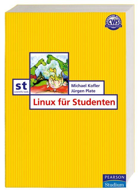 Linux für Studenten (inkl. 2 DVDs mit Debian 3....