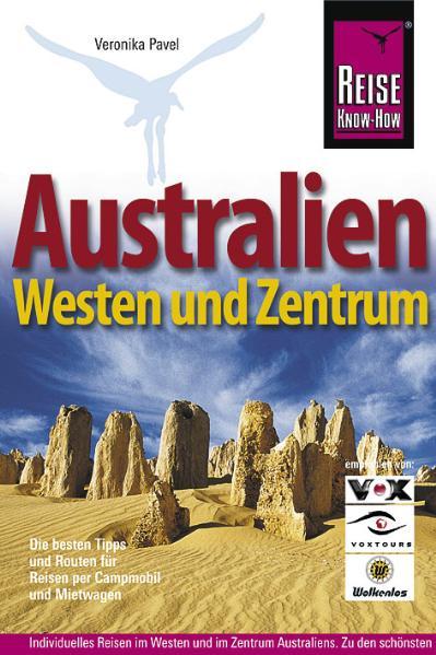 Australien. Westen und Zentrum - Veronika Pavel