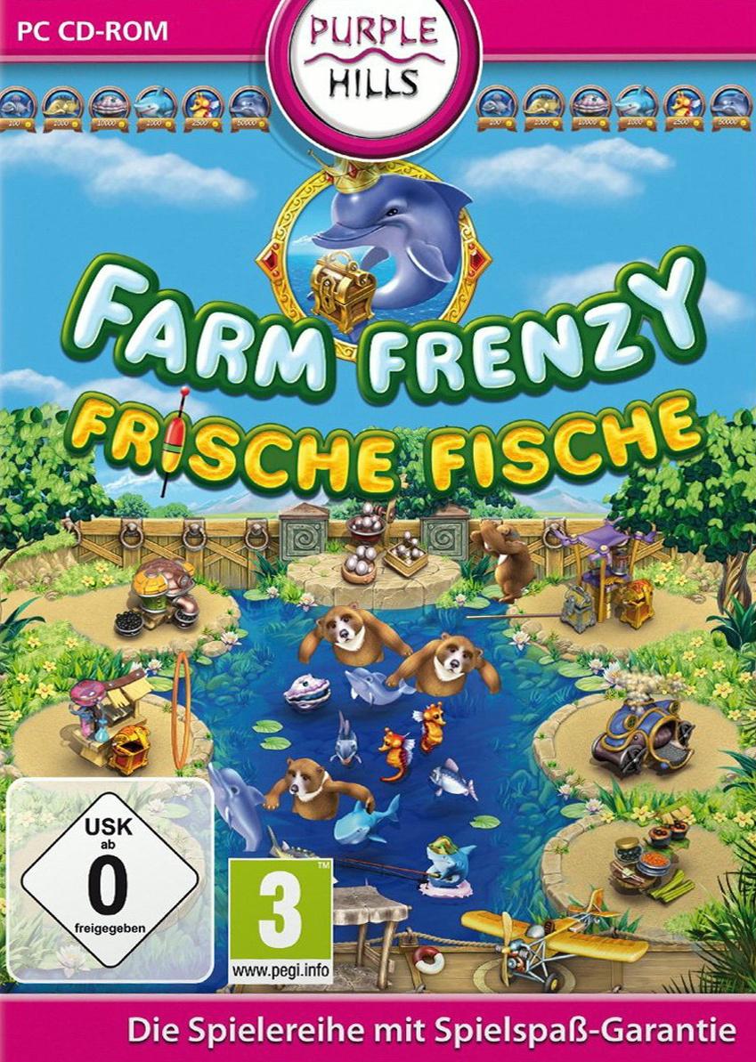 Farm Frenzy - Frische Fische [Purple Hills]