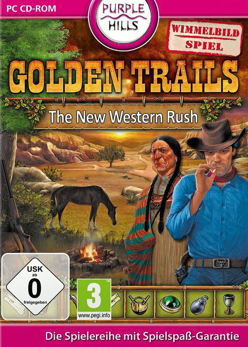 Golden Trails - The New Western Rush [Purple Hills]