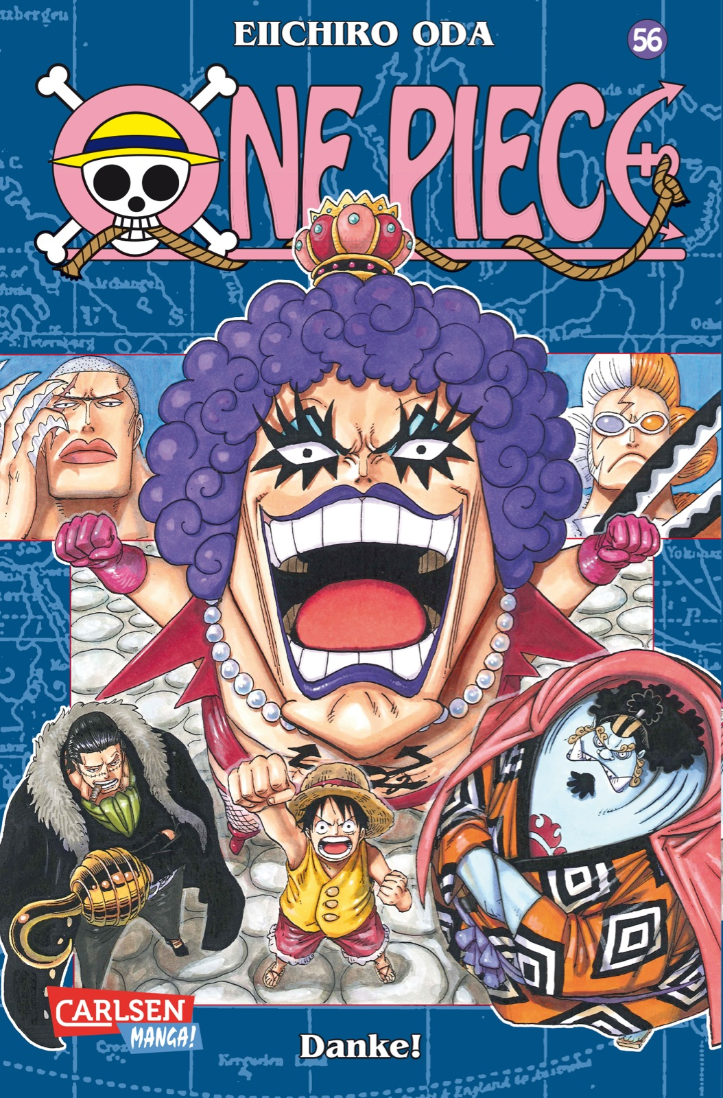 One Piece, Band 56 - Eiichiro Oda