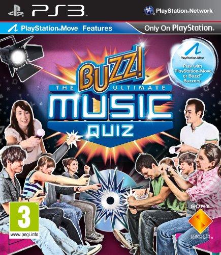 Buzz! - The Ultimate Music Quiz [Internationale Version]