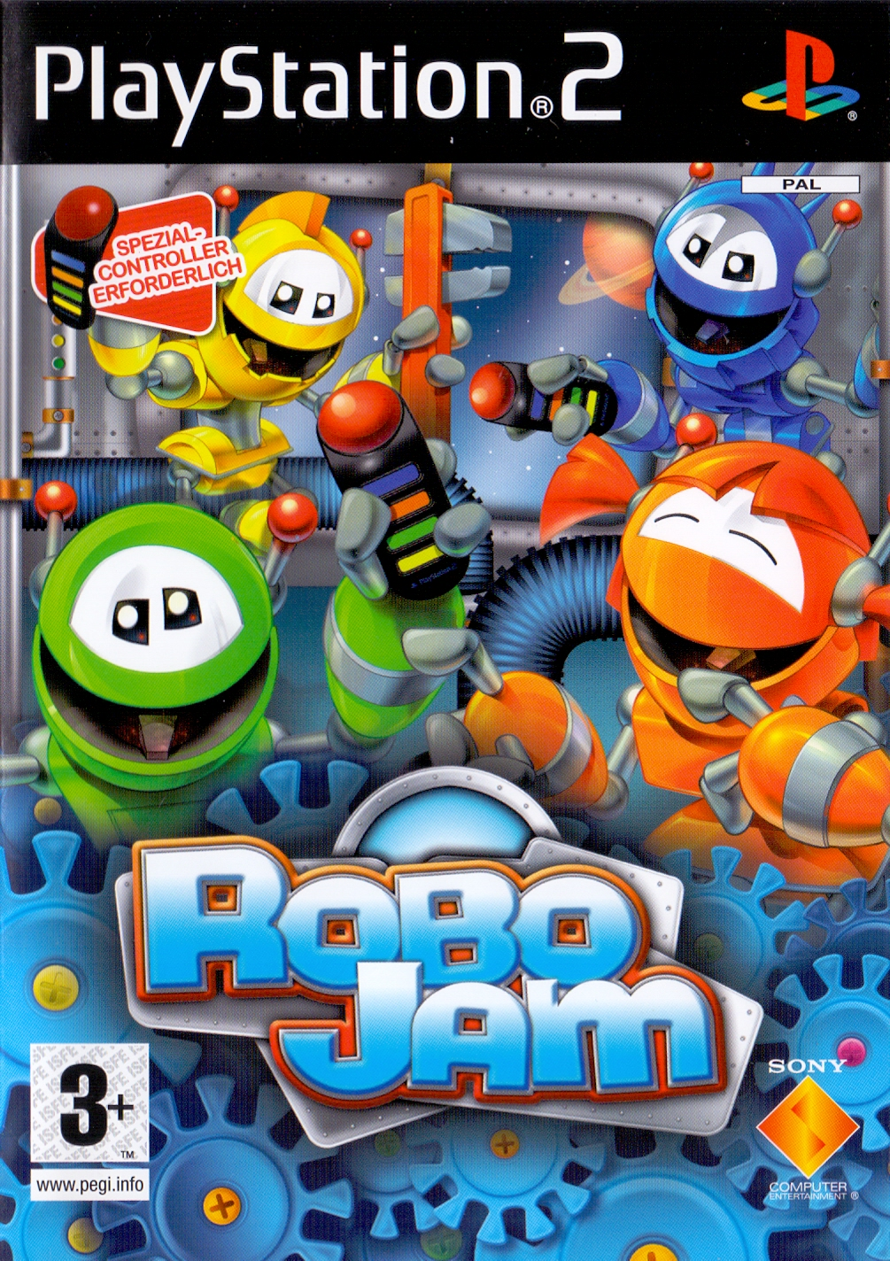 Buzz! Junior: RoboJam [nur Software, Internatio...