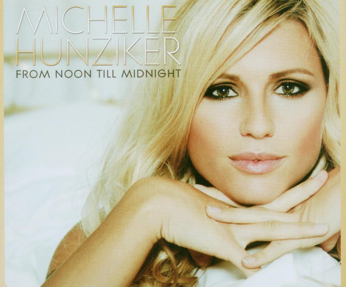 Michelle Hunziker - From Noon Till Midnight - T...