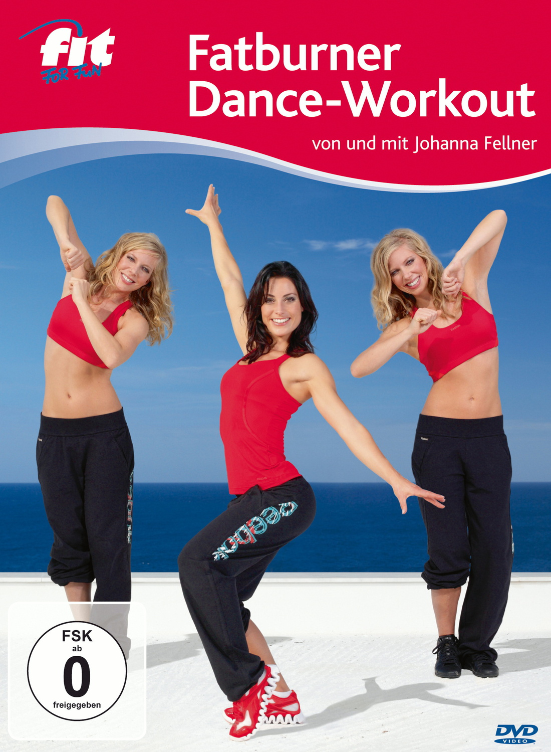 Fit for Fun: Fatburner Dance- Workout